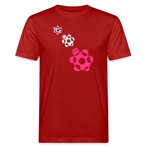 tartarughe - T-shirt ecologica da uomo