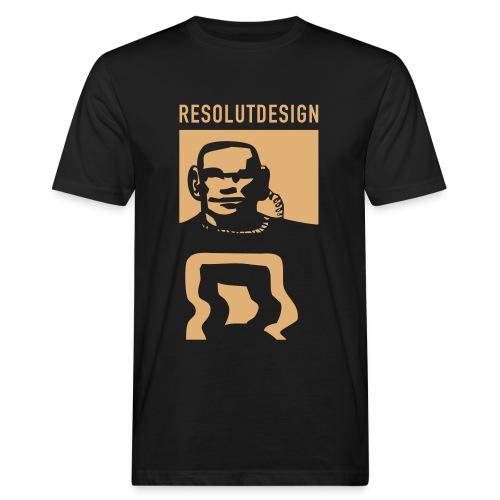 BODYGUARD (man) - Männer Bio-T-Shirt