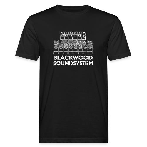 Soundsystem - Männer Bio-T-Shirt