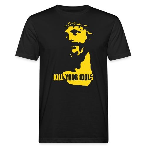 Kill your idols - Men's Organic T-Shirt