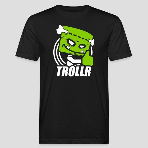 TROLLR Like - T-shirt bio Homme