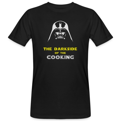 The darkside of the cooking - T-shirt bio Homme