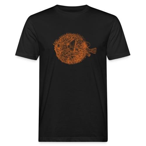 kogelvis4 - Mannen Bio-T-shirt