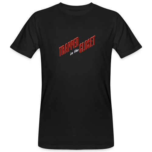 trapped in the closet - T-shirt bio Homme