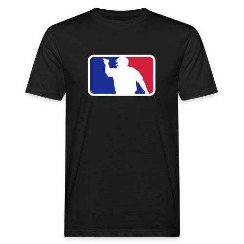 Baseball Umpire Logo - Men's Organic T-Shirt