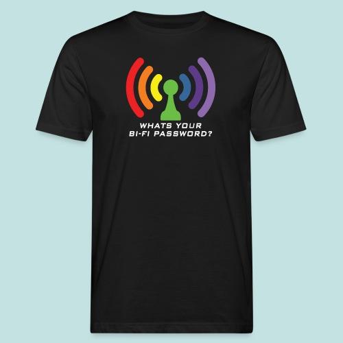 Bi-Fi - Men's Organic T-Shirt