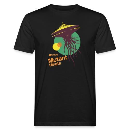 Hexinverter Mutant Hihats - Men's Organic T-Shirt