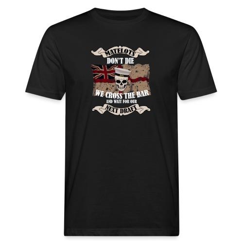 Cross the Bar - Men's Organic T-Shirt