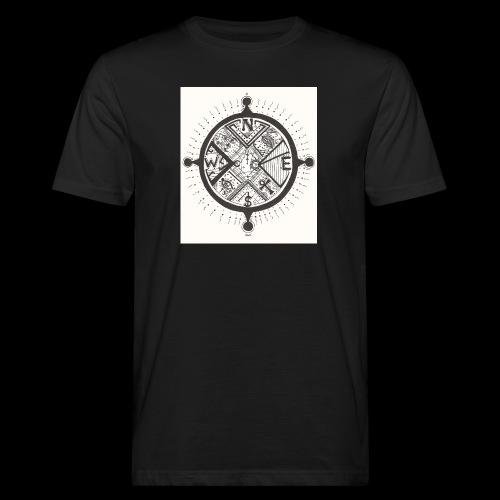 La Maison Des Mains Angel Cove - Men's Organic T-Shirt