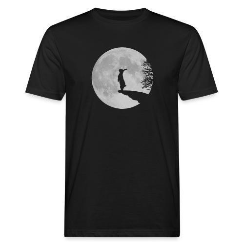 Wolfinchen hase kaninchen häschenosterhase bunny - Männer Bio-T-Shirt