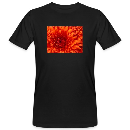 Chrysanthemum - Camiseta ecológica hombre