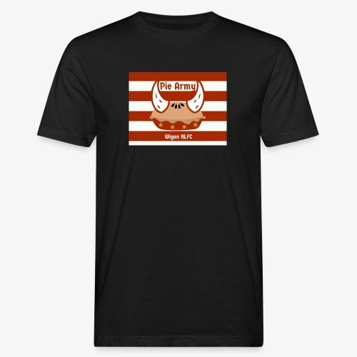 Pie Army - Men's Organic T-Shirt