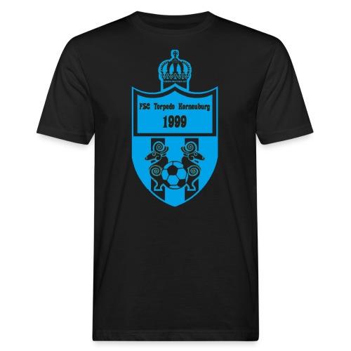 torpedo wappen blau trans png - Männer Bio-T-Shirt