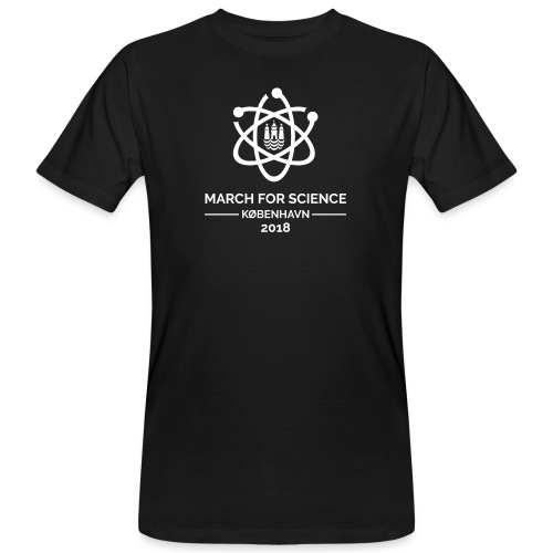 March for Science København 2018 - Men's Organic T-Shirt