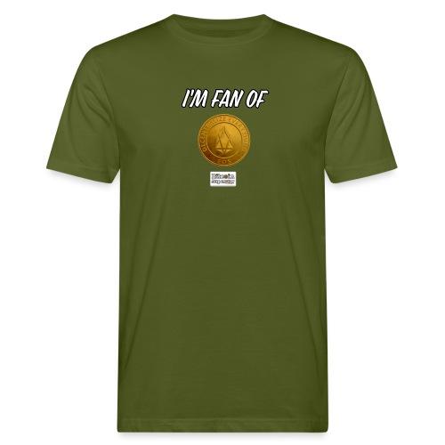 I'm fan of Eos - T-shirt ecologica da uomo