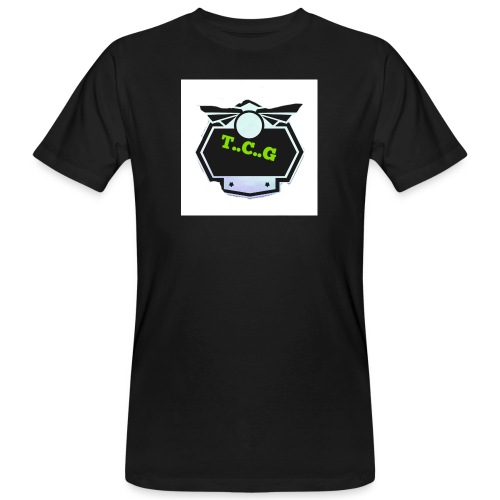 Cool gamer logo - Men's Organic T-Shirt