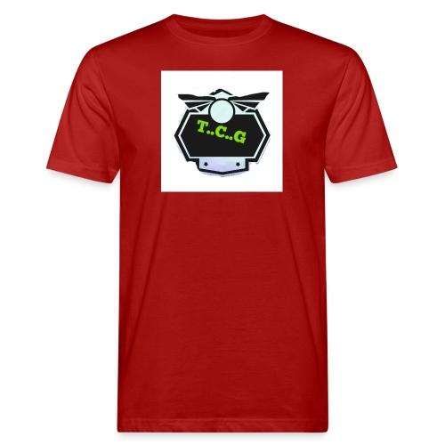 Cool gamer logo - Men's Organic T-Shirt