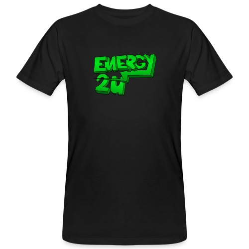 af geen background - Mannen Bio-T-shirt
