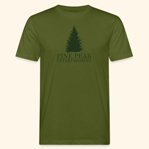 Pine Peak Entertainment - Mannen Bio-T-shirt