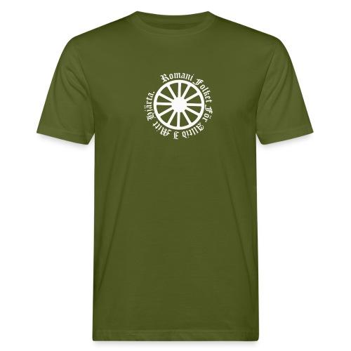 LennyhjulRomaniFolketivit - Ekologisk T-shirt herr