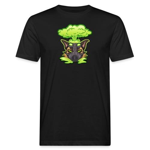 Atom Mutts - Miesten luonnonmukainen t-paita