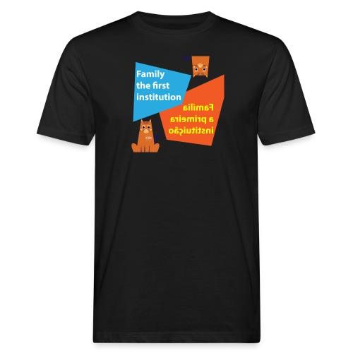 Duna Família - Økologisk T-skjorte for menn