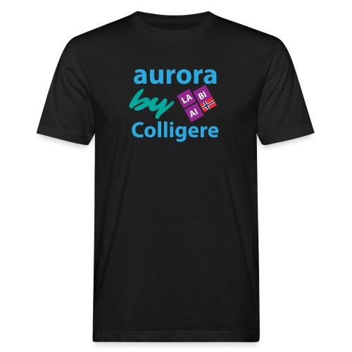 Aurora by Colligere - Økologisk T-skjorte for menn