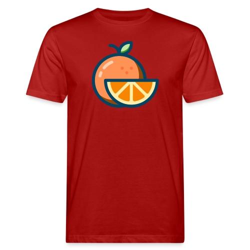 orange - Men's Organic T-Shirt