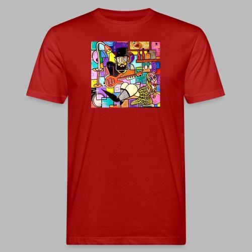 Vunky Vresh Vantastic - Mannen Bio-T-shirt
