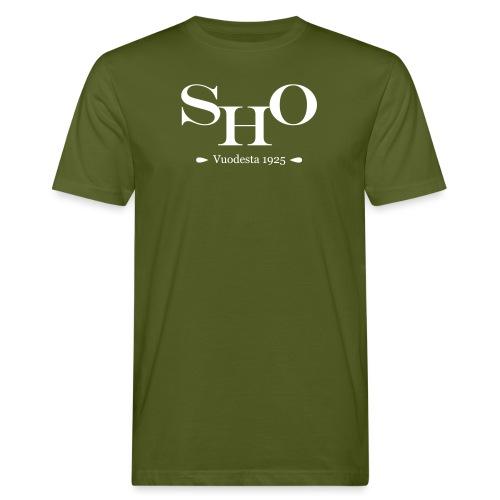 SHO - Miesten luonnonmukainen t-paita