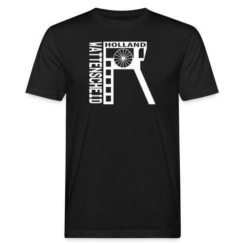 Zeche Holland (Wattenscheid) - Männer Bio-T-Shirt