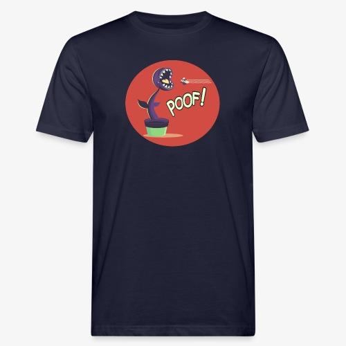 Serie animados de los 80's - Camiseta ecológica hombre