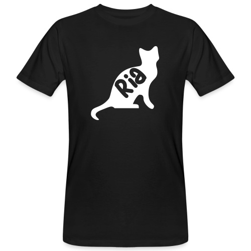 Team Ria Cat - Men's Organic T-Shirt