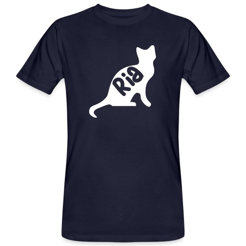 Team Ria Cat - Men's Organic T-Shirt