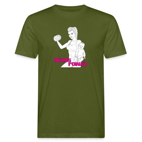MUMS POWER - Camiseta ecológica hombre