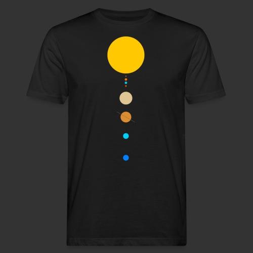 Solar System - Men's Organic T-Shirt