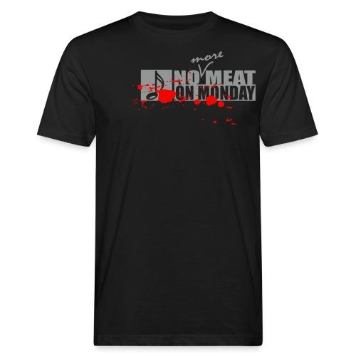 nomeat2 - Men's Organic T-Shirt