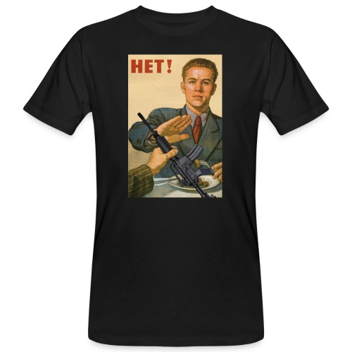 Njet M4 - Männer Bio-T-Shirt