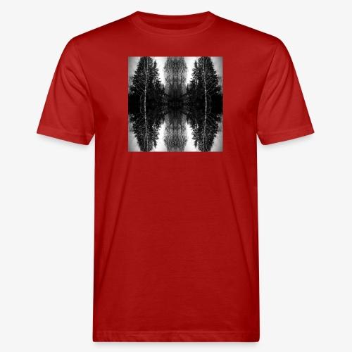 Riihi - Miesten luonnonmukainen t-paita