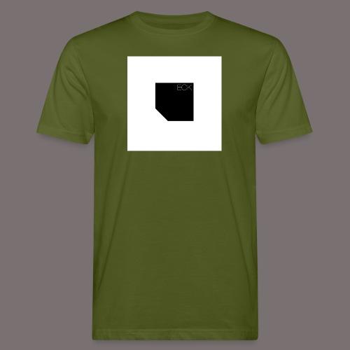 ecke - Männer Bio-T-Shirt