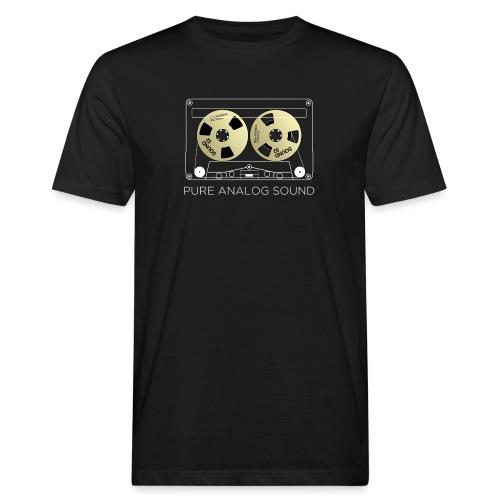 Reel golden cassette - Men's Organic T-Shirt