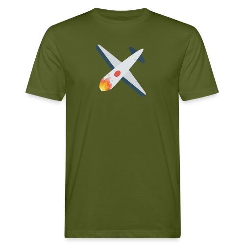 Falling Plane - Men's Organic T-Shirt