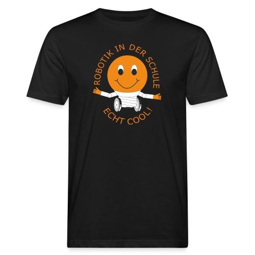 SOMALES- Robotik in der Schule - ECHT COOL - Männer Bio-T-Shirt