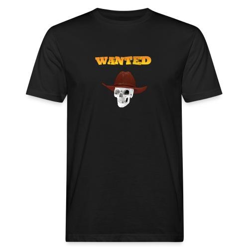 WANTED AR - Camiseta ecológica hombre