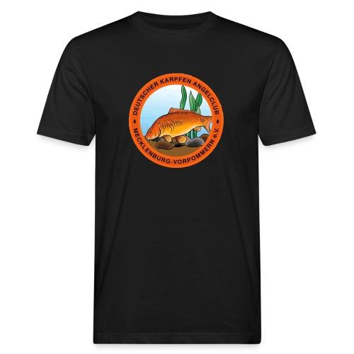 DKAC Logo - Männer Bio-T-Shirt
