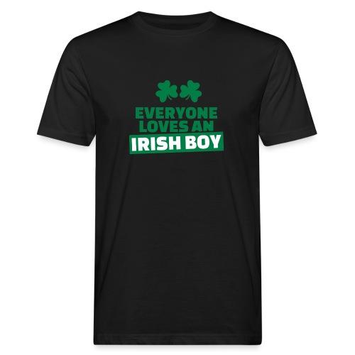 EVERYONE LOVES AN IRISH BOY - T-shirt bio Homme