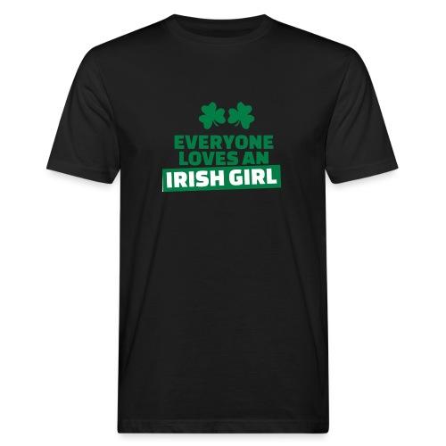 EVERYONE LOVE AN IRISH GIRL - T-shirt bio Homme