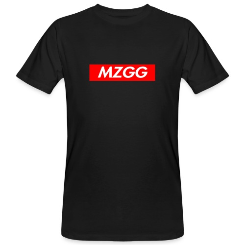 MZGG FIRST - Ekologisk T-shirt herr