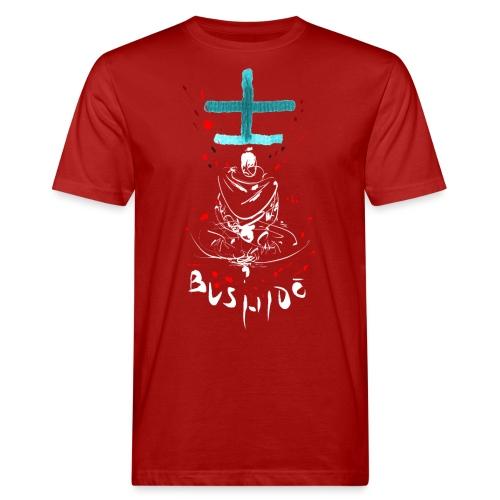 Bushido - Der Weg des Kriegers - Men's Organic T-Shirt