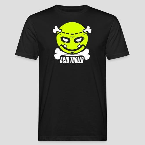 Acid TROLLR - T-shirt bio Homme